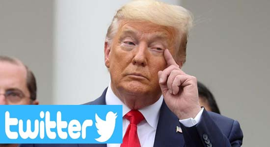 Trump moves court, seeking removal of Twitter ban