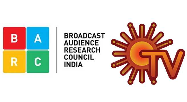 BARC Rating 41st Week: SUN TV maintains lead position in all genres
