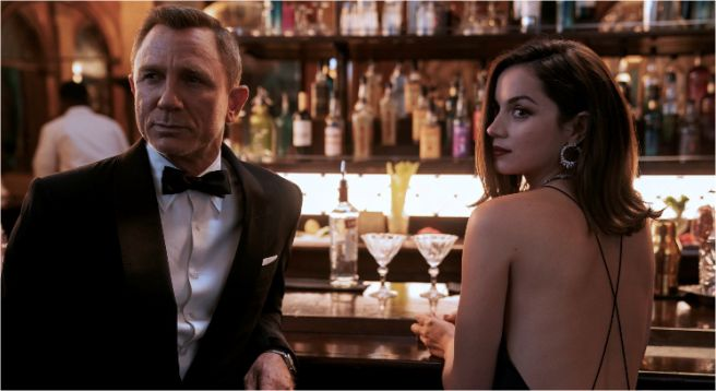 Bond bonds with moviegoers as film mops up $ 121 mn