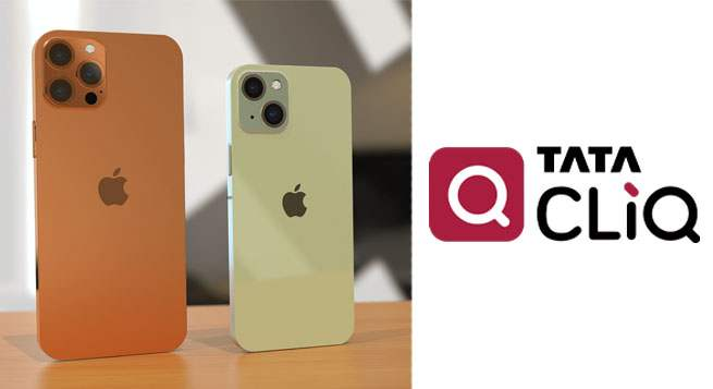 Tata CliQ first to deliver iPhone13 in India