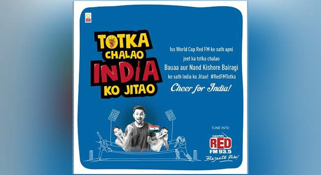 RED FM launches T20 world cup campaign