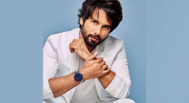 Shahid Kapoor to star in 'Bull'