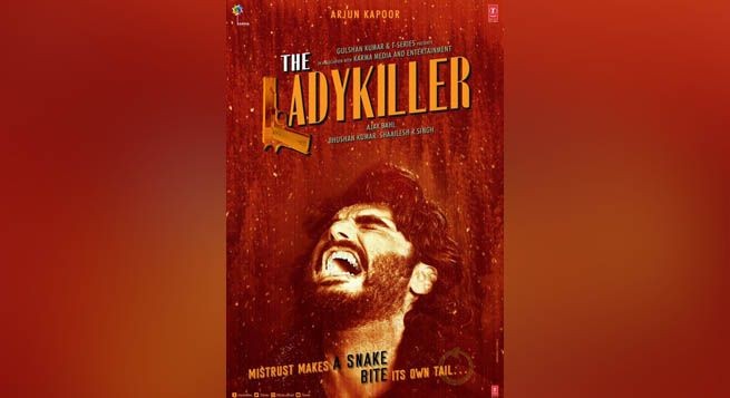 Ajay Bahl's next is a thriller titled 'The Lady Killer'