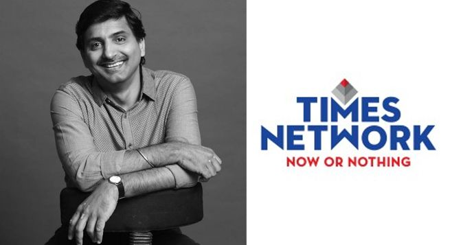 Anup Vishwanathan joins Times Network as EVP- Network brand strategy