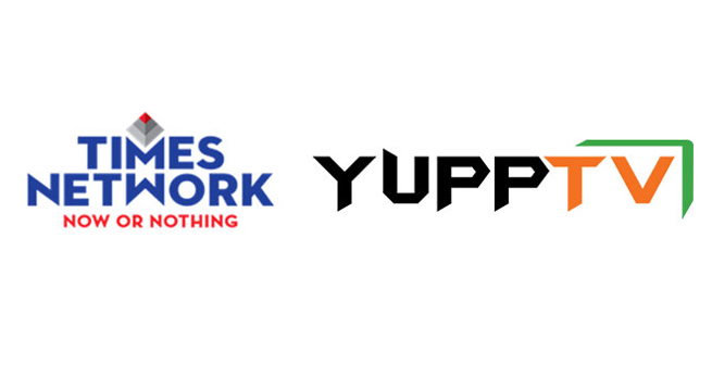 Times Network partners with Yupp TV for foreign launches