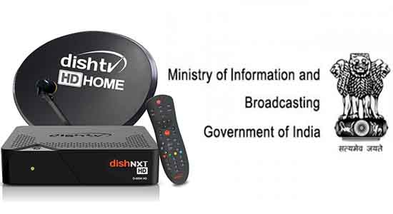 MIB sends tax notice of Rs 4164 to Dish TV