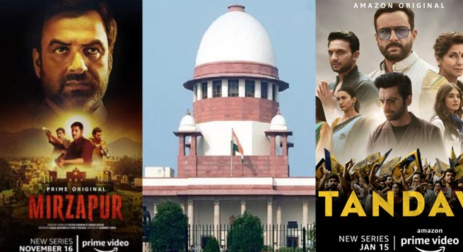 Amazon Prime Video and Mirzapur makers get notice from Supreme Court
