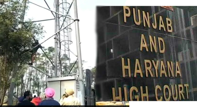 Punjab and Central Government get notice from High Court in demolition of towers