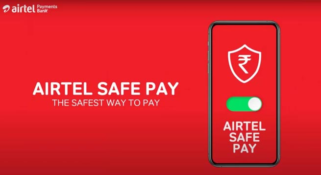 Airtel launches this feature to secure digital payments