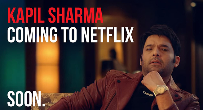 Kapil Sharma will come on Netflix, official announcement has been made