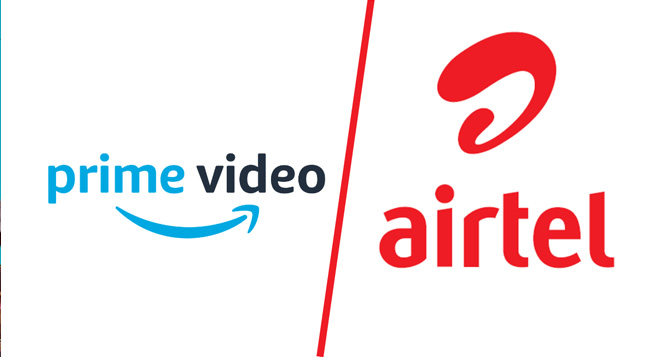 prime video and airtel