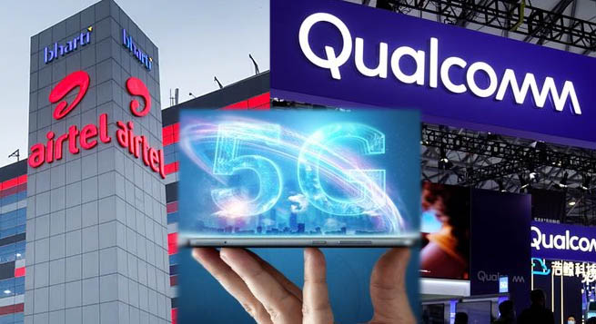Airtel-Qualcomm in 5G deal for wireless services