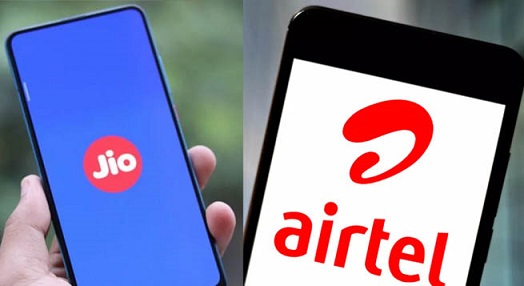 एयरटेल added more customers than Jio