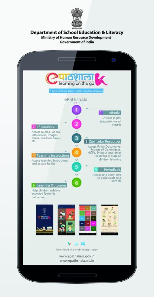 E-Pathshala on Umang app