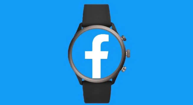 Facebook (फेसबुक) will launch a smartwatch