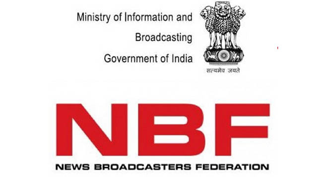 NBF wrote this demand to the Ministry of Information and Broadcasting