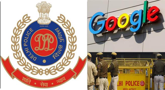 गूगल को नोटिस