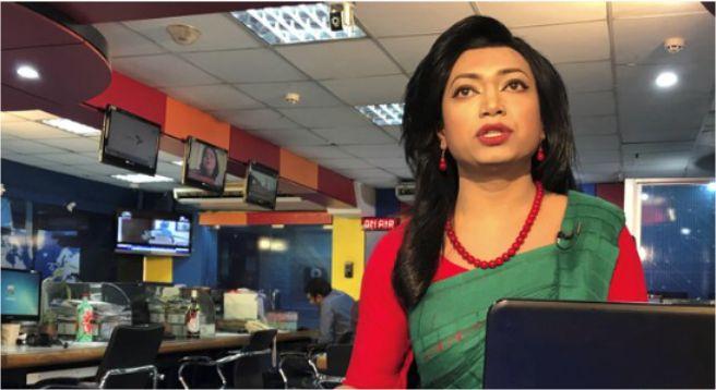 Bangladesh TV channel hires 1sttransgender news anchor