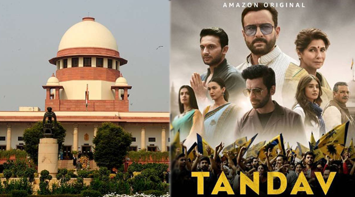 The Supreme Court would hear on Thursday the plea of Amazon Prime Video's India head for Originals Aparna Purohit challenging the Allahabad High Court order rejecting her anticipatory or pre-arrest bail in connection with the police complaints lodged against her over web series'Tandav'.