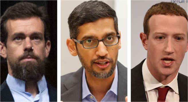 US Congress to grill big tech over speech, misinformation