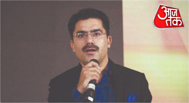 Aaj Tak Senior Journalist Rohit Sardana dies due to COVID-19