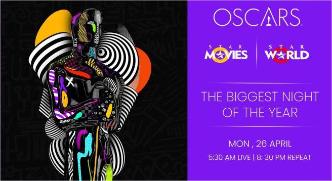 Star Movies, Star World to air Oscars on Apr 26
