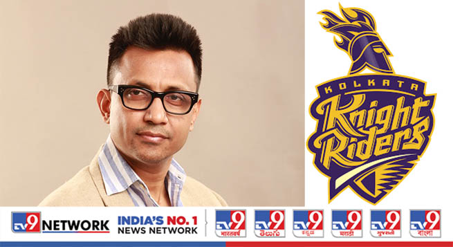 TV9 signs up with KKR, Star Sports for sponsorship deals