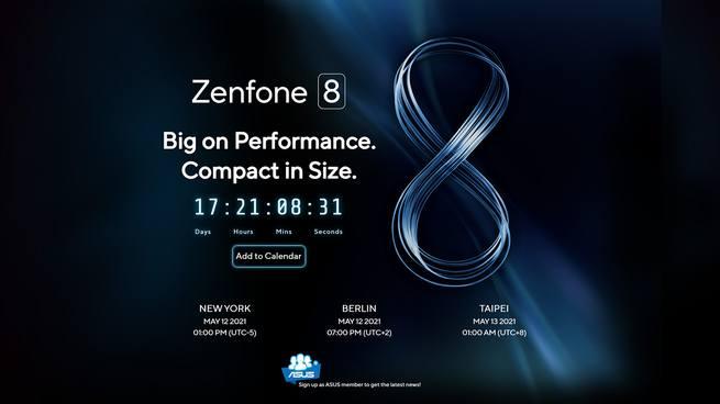 Asus Zenfone8