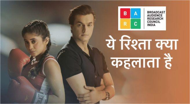 BARC Rating 20th Week: Star Plus, 'Yeh Rishta Kya Kehlata Hai' is on the top