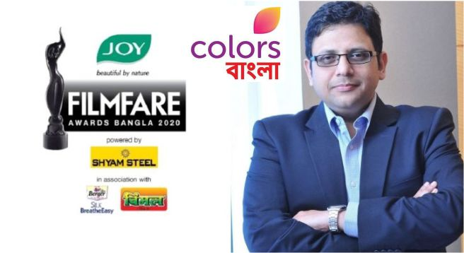 COLORS Bangla to air Filmfare Bangla awards on May 9