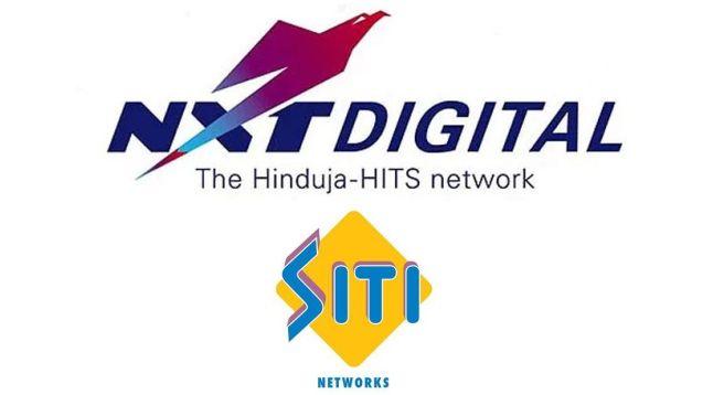 HITS platform Nxtdigital-MSO Siti in infra sharing deal