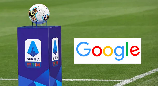 Italian soccer league, Google sign deal on illegal content