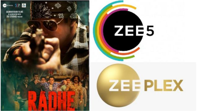 Media Quick View - Radhe direct release on Zee5/Zee Plex – Spike in Zee5 consumption; however, film recovery remains poor