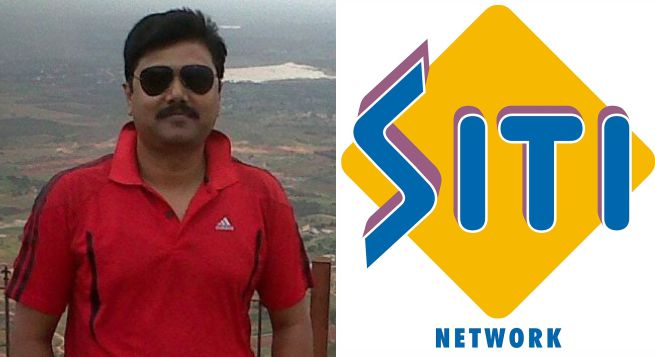 Siti Network Content & Carriage GM Rajesh Sharma passes away due to Covid-19