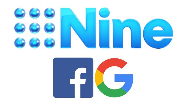 Aussie Nine Entertainment in content deal with FB, Google