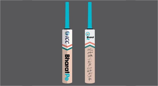 ICC, BharatPe announce branding partnership