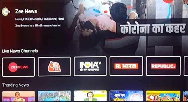 OTT platforms mull removing news channels as confusion prevails