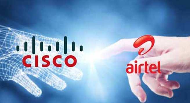 Bharti Airtel, Cisco launch next-gen SD-WAN connectivity