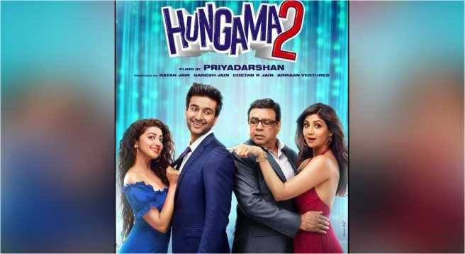 'Hungama 2'to debut on Disney+Hotstar July 23