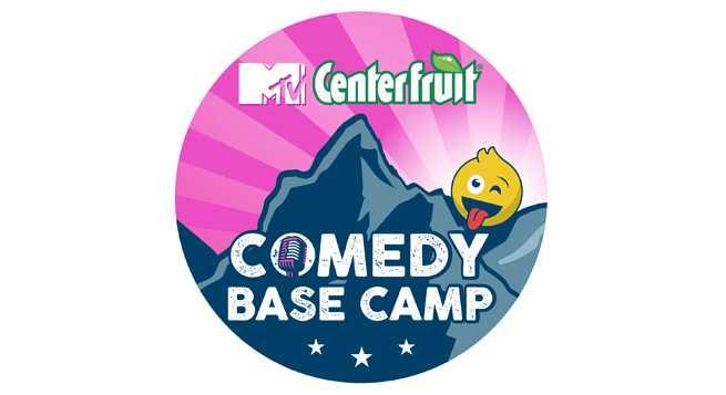 MTV India- Center Fruit partner on comedy show