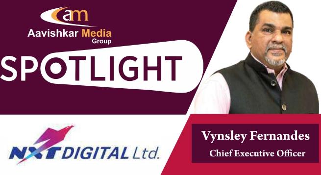SPOTLIGHT:- Mr. Vynsley Fernandes, CEO, IndusInd Media & Communications Ltd.