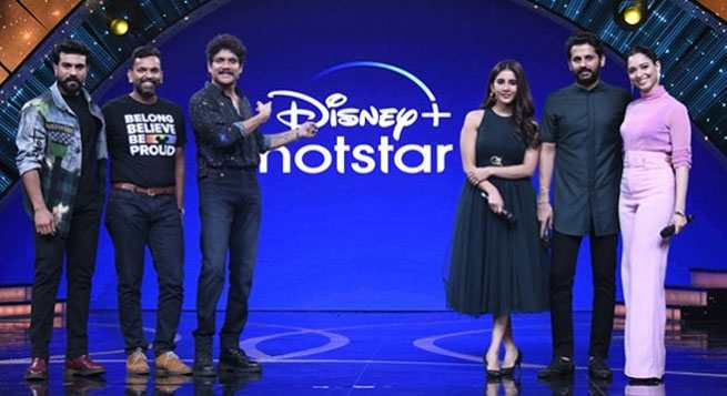 Disney+Hotstar forays into Telugu entertainment