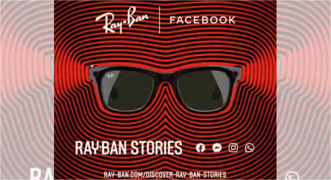 FB launches Ray Ban Stories amidst privacy concerns