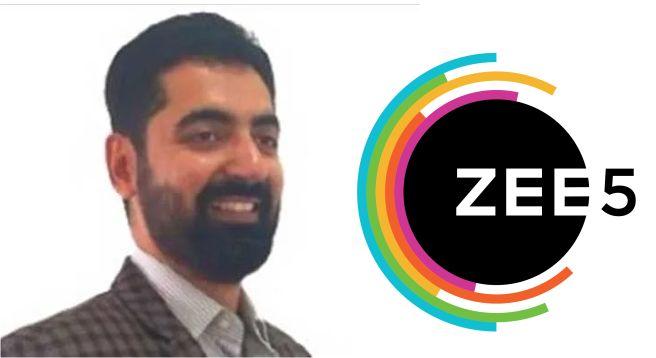 Gaurav Thaney joins ZEE5 as senior veep digital biz