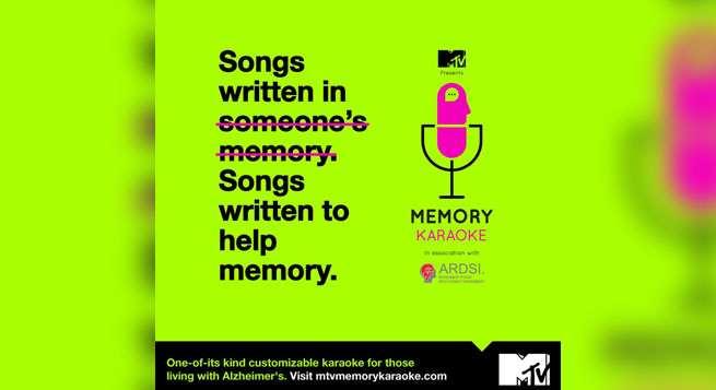 MTV, Ogilvy launch 'Memory Karaoke'