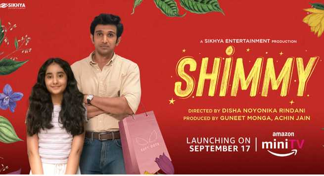 Amazon miniTV new short film Shimmy to release Sept. 17