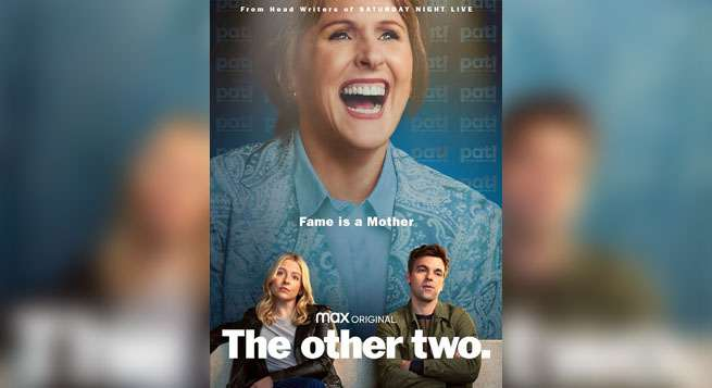 HBO Max renews S2 of 'The Other Two'