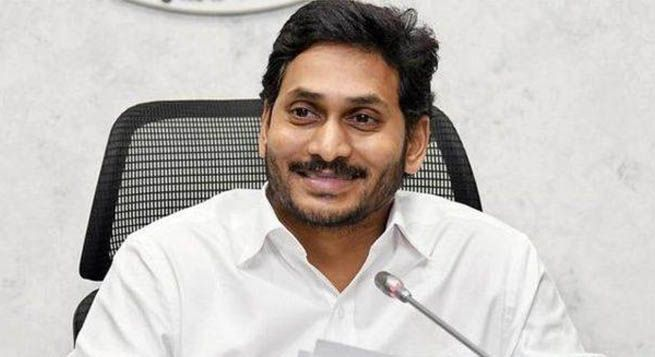 AP CM launches devotional TV channel in Hindi, Kannada