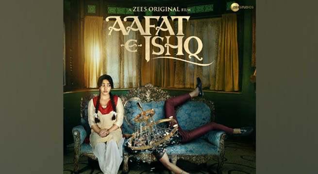 ZEE5 set to release 'Aafat-E-Ishq' Oct.29